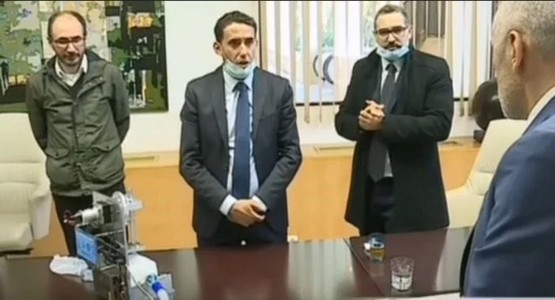 بالفيديو .. المغرب يقدم رسميا جهاز تنفس اصطناعي محلي الصنع