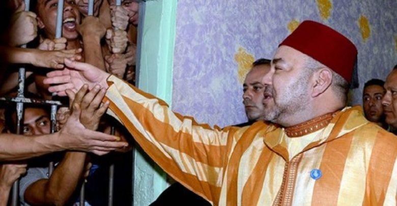 صاحب الجلالة يصدر عفوا عن 5654 معتقل