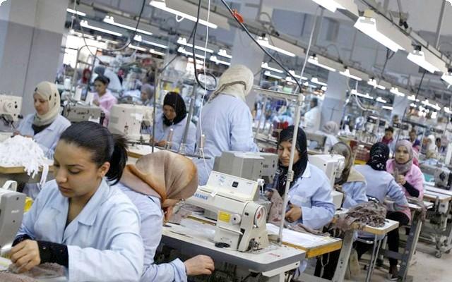 شركات النسيج بطنجة تعود للعمل بعد عيد الفطر
