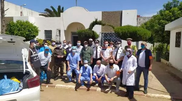 """المغرب يسجل أعلى معدل شفاء من """"كورونا"""" بعد تعافي 517 مصاب"""