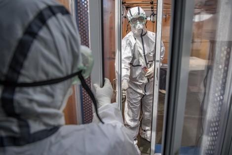 129 إصابة جديدة بفيروس كورونا خلال 24 ساعة .. الحصيلة : 6870