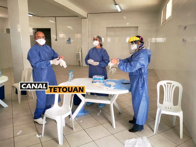 جهة الشمال تتصدر لائحة فيروس كورونا  كورونا بعد تفجير بؤرة جديدة