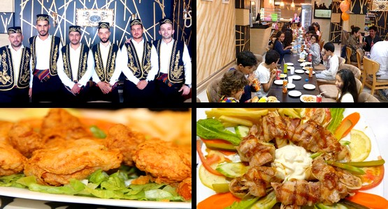 """مطاعم """"شهد الشام"""" الشهير بالأكلات السورية تفتتح أبوابها في تطوان ومرتيل (شاهد الصور)"""