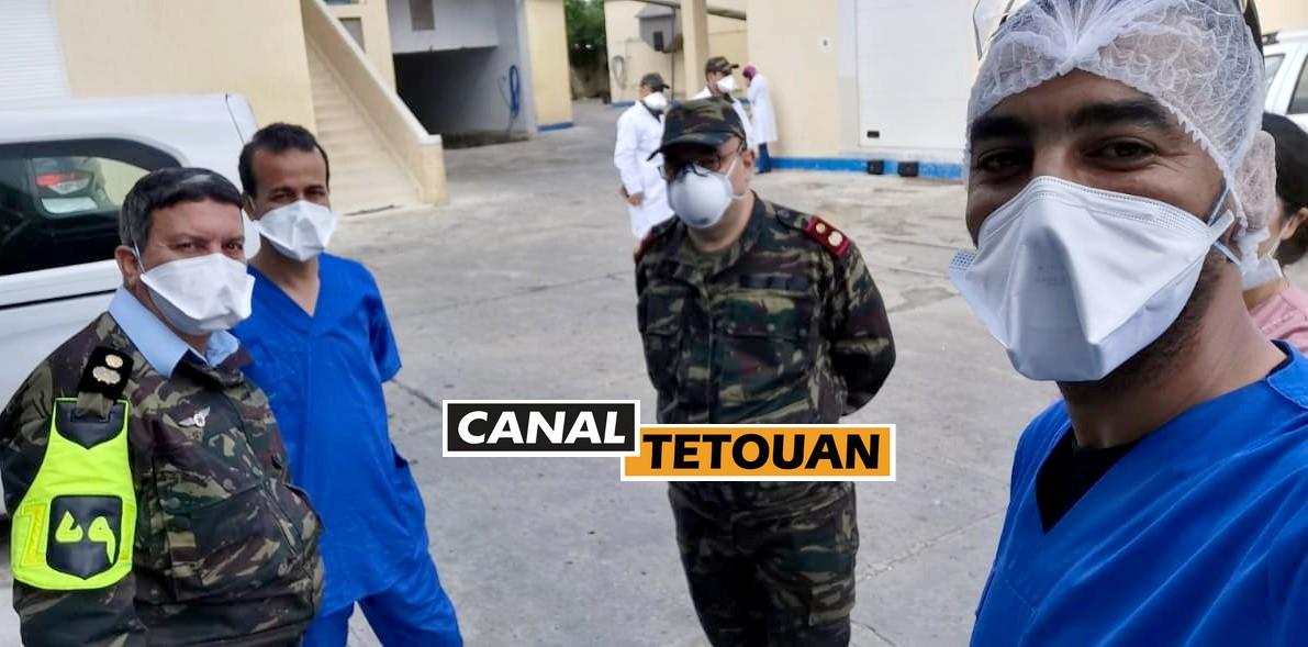 الحالة الوبائية لجهة طنجة تطوان الحسيمة ليوم الخميس 22 أكتوبر