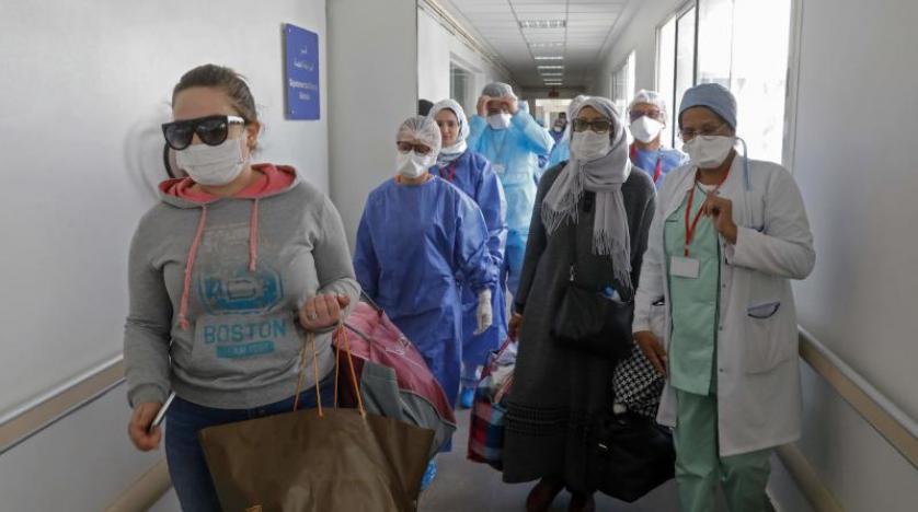 خلو اقليم الحسيمة من فيروس كورونا بعد شفاء آخر حالة مصابة