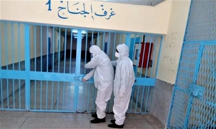 الحالة الوبائية لسجون مدينة طنجة