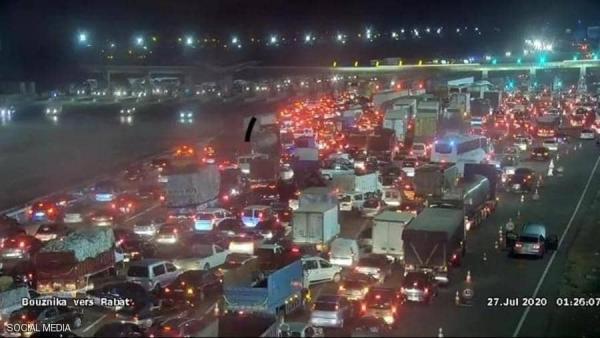 بعد قرار منع التنقل بين المدن … وزارة النقل تقدم روايتها بخصوص ضحايا حوادث السير