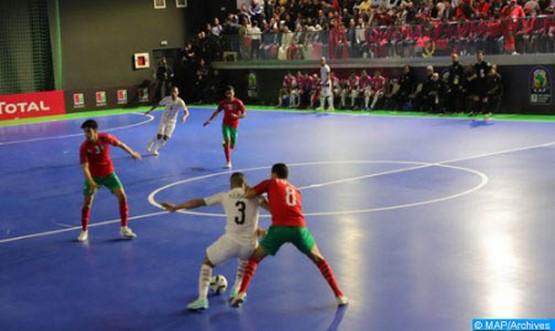 المناداة على لاعبين من تطوان وطنجة لاجراء تربص اعدادي للمنتخب الوطني لكرة القدم داخل القاعة