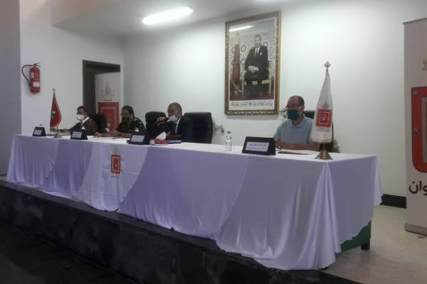 المجلس الجماعي لتطوان يصادق بالإجماع على دعم فريق المغرب التطواني