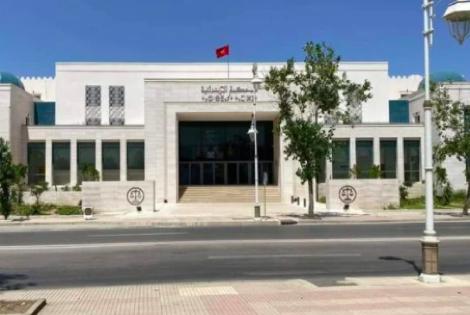 """وزارة العدل تصدر بيانا عن """"التسربات المائية"""" داخل محكمة تطوان"""