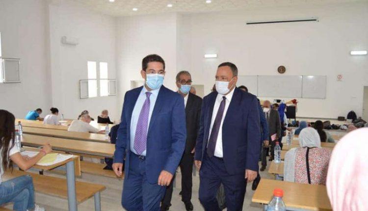 إصابة رئيس جامعة عبد المالك السعدي بتطوان بفيروس كورونا