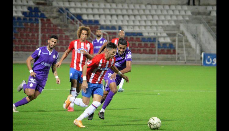 المغرب التطواني يتعادل مع الوداد البيضاوي بهدف لمثله بملعب لايبيكا