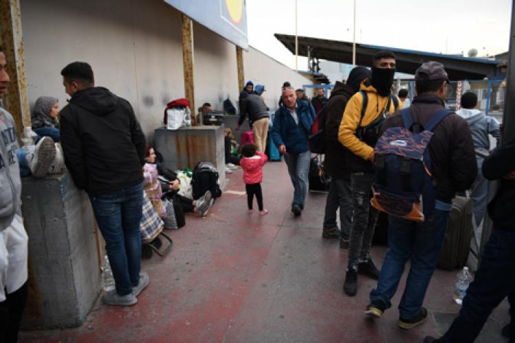المغاربة العالقين في سبتة … ستة أشهر من المعاناة !