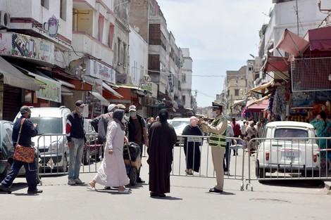 """رسميا: تطويق الدار البيضاء لمنع انتشار """"كورونا"""""""