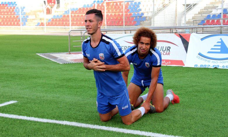 الوداد البيضاوي يستجيب لشروط لاعب المغرب التطواني أيوب لكحل