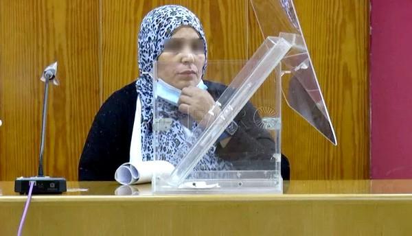 ادانة مغربية قتلت زوجها في سبتة بـ21 سنة سجنا