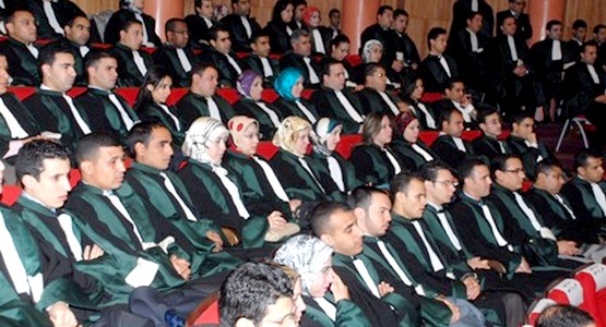 """المغرب يستعرض تجربته في مواجهة تداعيات """"كورونا"""" أمام الاتحاد الدولي للقضاة"""