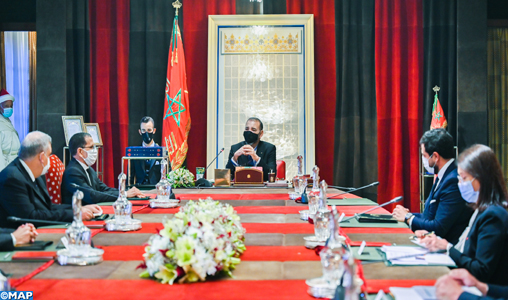 الملك محمد السادس يترأس جلسة عمل خصصت لاستراتيجية الطاقات المتجددة