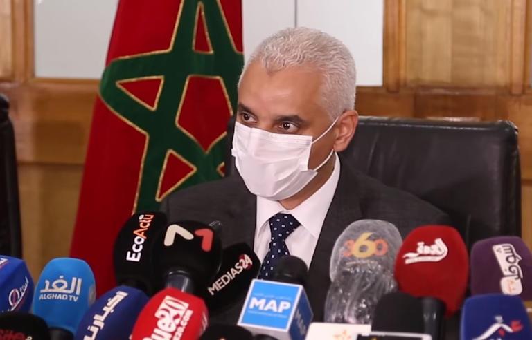وزير الصحة: هذه هي أسباب ارتفاع وفيات كورونا بالمملكة المغربية