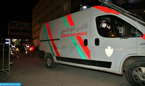 توقيف 27 شخصا من بينهم سبعة قاصرين دفعة واحدة بتهمة تهديد سلامة الأشخاص والممتلكات
