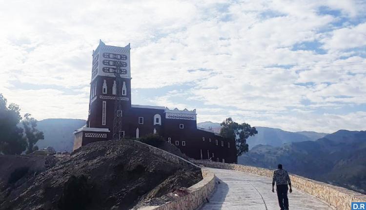 ترميم القلعة التي بناها الإسبان في قلب جبال الريف