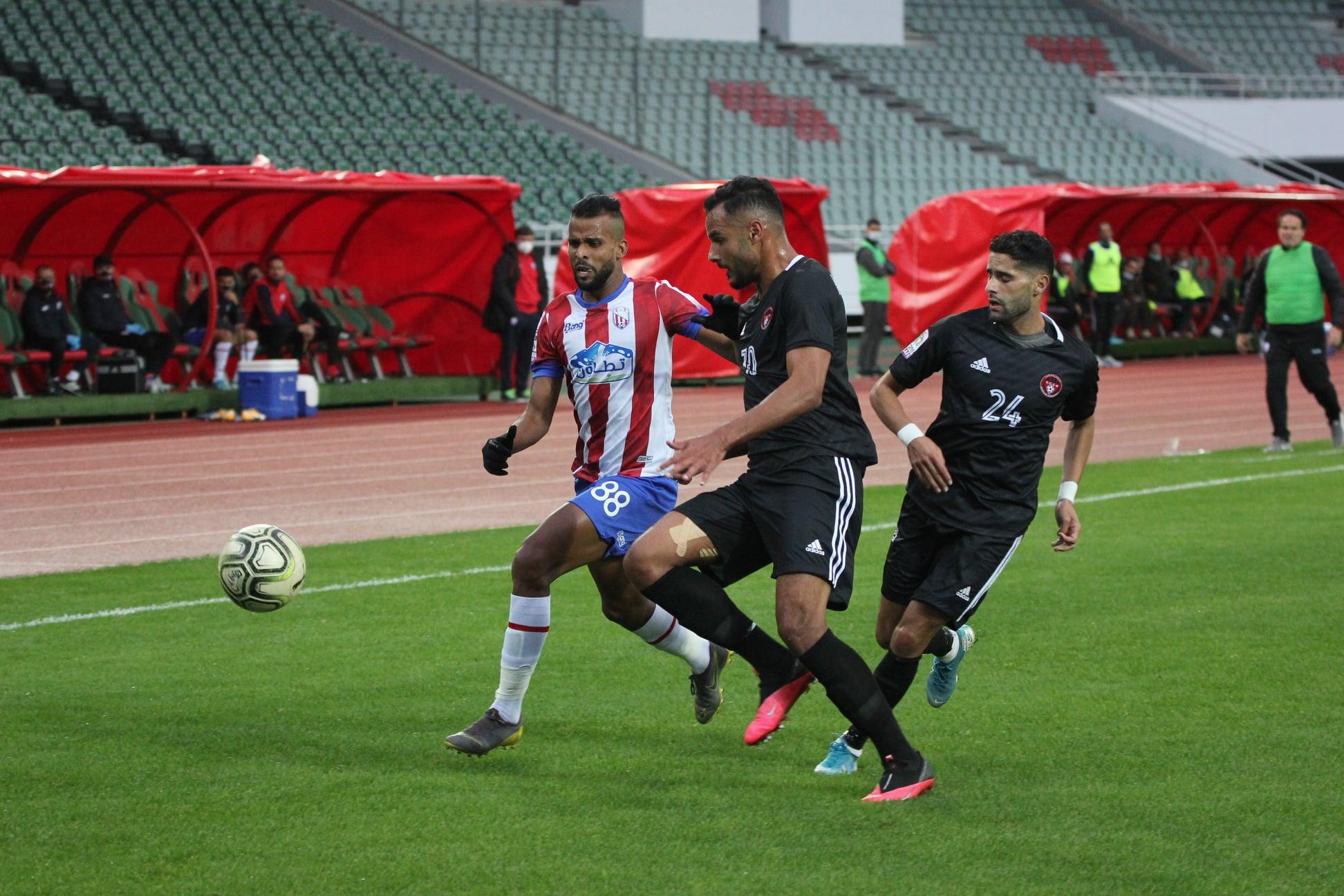 المغرب التطواني ينهزم في أول مباراة في الدوري الوطني الإحترافي إنوي