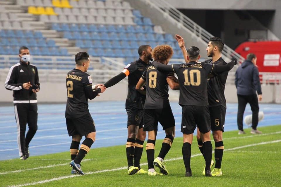 ديربي الشمال بين اتحاد طنجة والمغرب التطواني ينتهي بالتعادل 1-1 (فيديو الأهداف)
