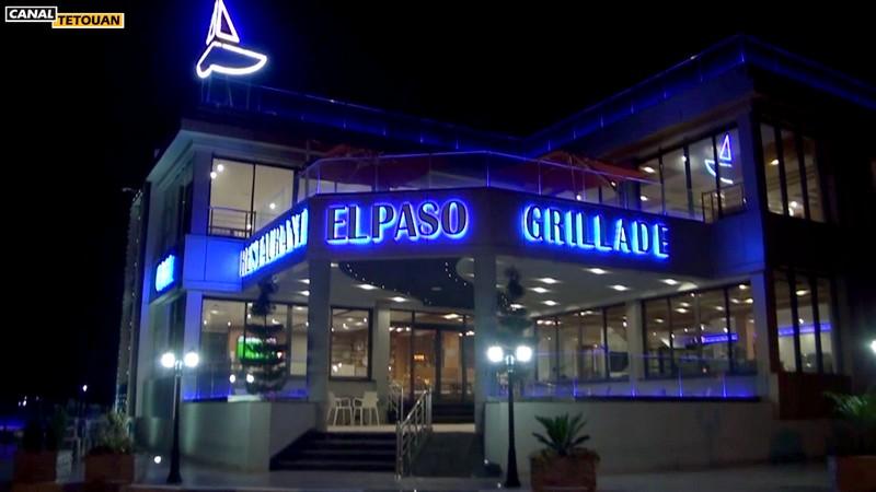 افتتاح مقهى ومطعم بمواصفات عالمية بـ كورنيش مرتيل EL PASO (روبورتـاج)