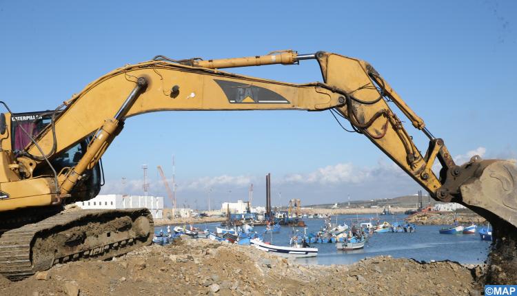 تهيئة ميناء أصيلة، نحو تعزيز نشاط الصيد البحري بالساحل الشمالي