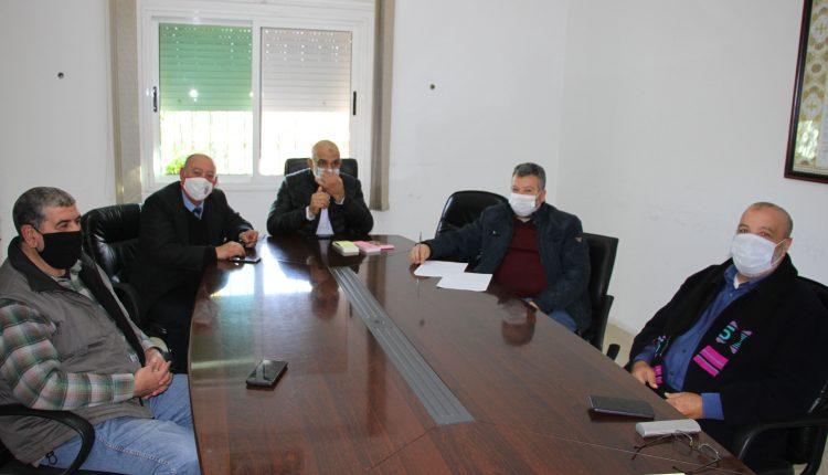 بلاغ من طرف لجنة التتبع لنادي المغرب أتلتيك تطوان
