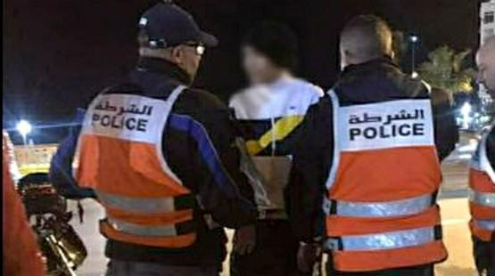 أمن طنجة يعتقل مرتكب جريمة قتل باستعمال السلاح الأبيض