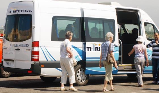 النقل السياحي يتجه نحو المجهول