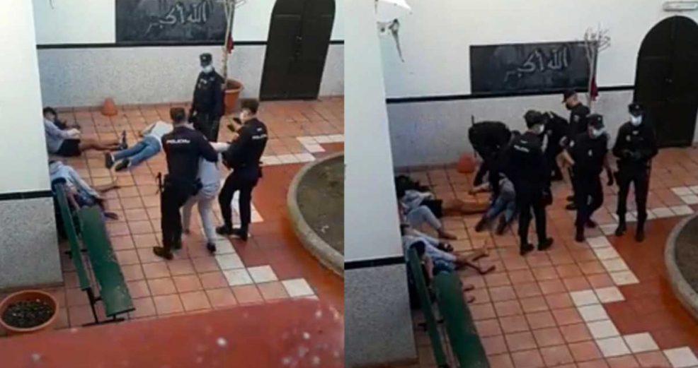 فضيحة تعنيف قاصرين بمركز الإيواء .. هذه رواية الشرطة الإسبانية