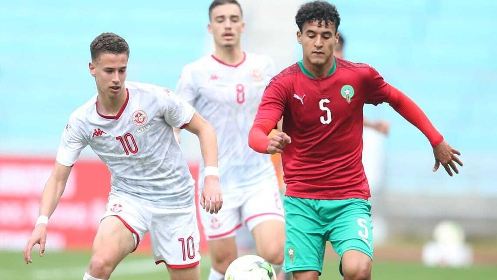 المنتخب المغربي يواجه تونس في ربع نهائي كأس أفريقيا للشبان
