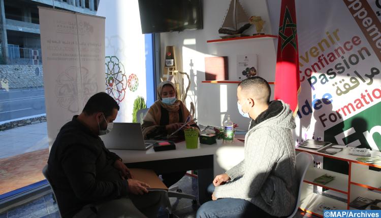 إطلاق برنامج الإدماج عبر الأنشطة الاقتصادية لفائدة الشباب بعمالة المضيق-الفنيدق