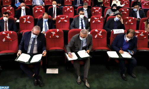 بنك المشاريع: توقيع 52 اتفاقية استثمار بقيمة 4.2 ملايير درهم