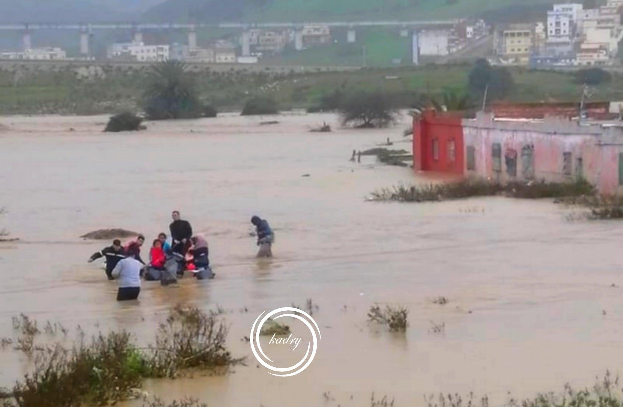 مديرية الأرصاد تحذر اليوم السبت من أمطار رعدية قوية مرتقبة بتطوان ونواحيها