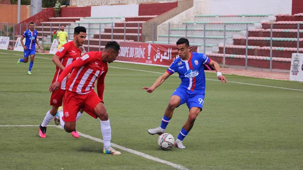 المغرب التطواني يعبر إلى ربع نهائي كأس العرش