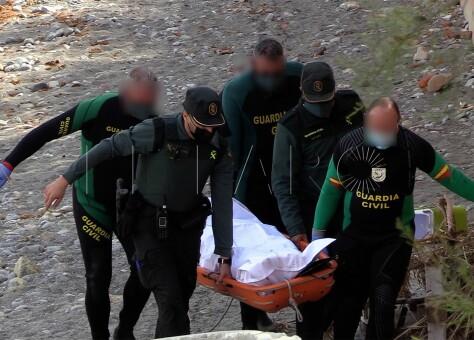 انتشال جثة شاب مغربي حاول بلوغ سبتة سباحة