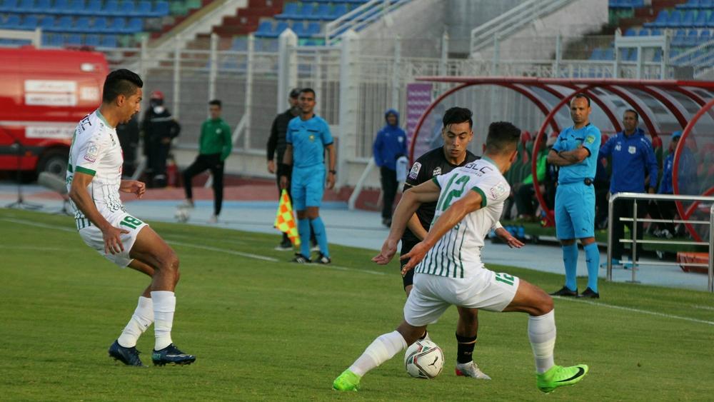 """المغرب التطواني يوقع هدفا في """"الوقت القاتل"""" ويعود بنقطة التعادل من قلب الجديدة"""