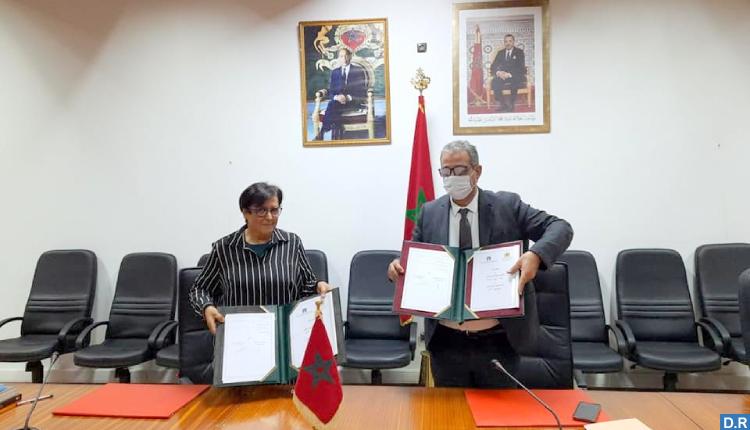 جهة طنجة-تطوان-الحسيمة : التوقيع على اتفاقية للنهوض بالتربية على المواطنة وحقوق الإنسان