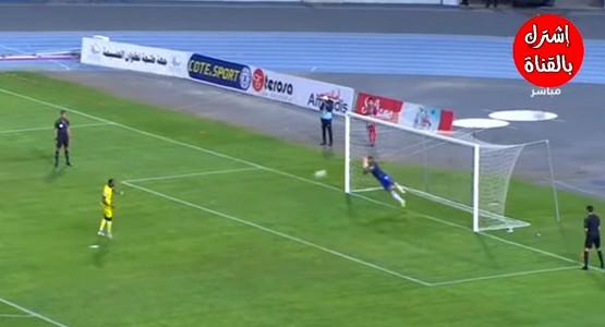 فيديو: الركلات الترجيحية التي أعطت التأهل للمغرب التطواني أمام المغرب الفاسي