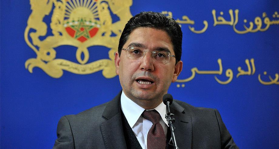 بوريطة: المغرب لا يقبل بازدواجية الخطاب والمواقف من طرف مدريد