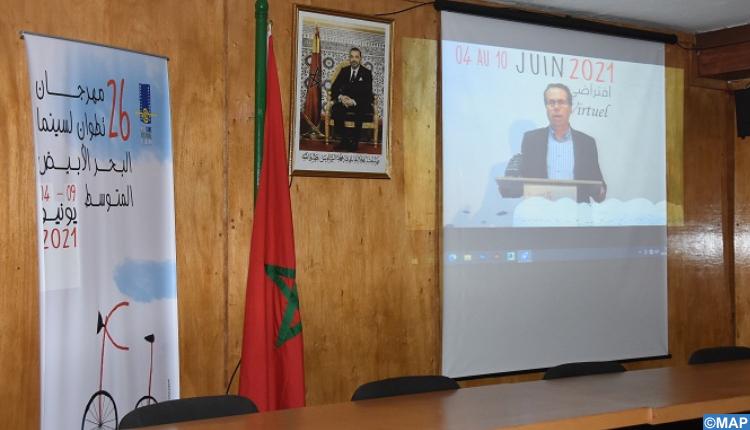افتتاح فعاليات الدورة ال 26 لمهرجان سينما البحر الأبيض المتوسط بتطوان بصيغة افتراضية