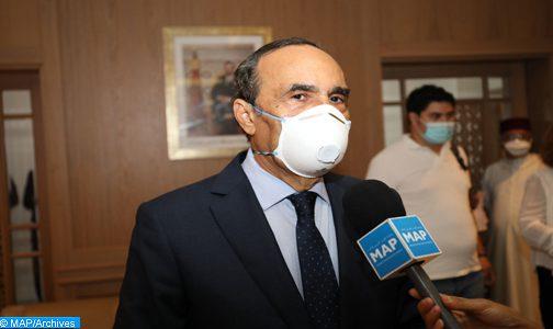 أزمة الهجرة في سبتة: السيد المالكي يعرب عن اندهاشه وخيبة أمله عقب توظيف البرلمان الأوروبي لقضية القاصرين
