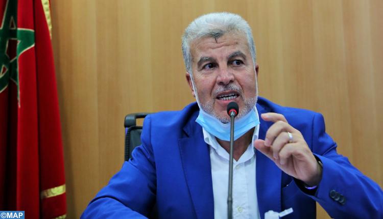 انتخاب عبد اللطيف أفيلال رئيسا لغرفة التجارة والصناعة والخدمات لجهة طنجة-تطوان-الحسيمة