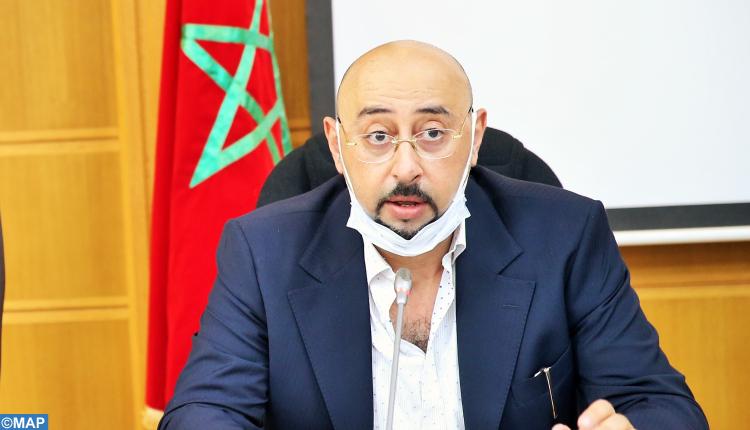 انتخاب منير الليموري رئيسا لغرفة الصناعة التقليدية لجهة طنجة-تطوان-الحسيمة
