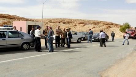 مواجهات بين الدرك ومواطنين بدواوير قرب الحسمية