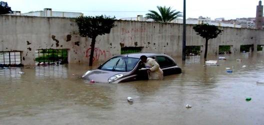 فيضانات المغرب: 32 قتيلا و6 مفقودين..