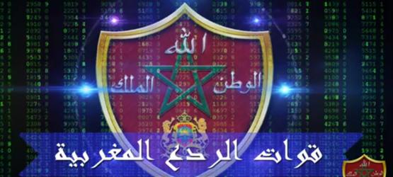 هاكرز مغاربة يخترقون أزيد من 75 موقع لجنوب إفريقيا